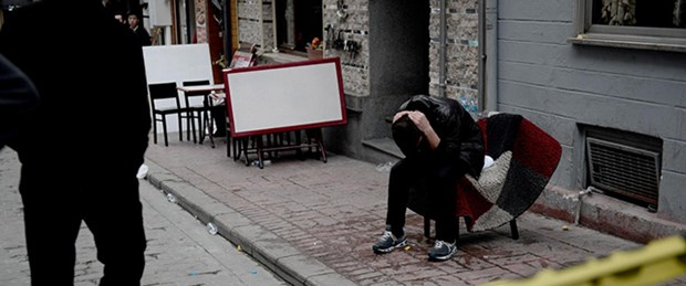 Taksim'de silahlı kavga: 1 yaralı