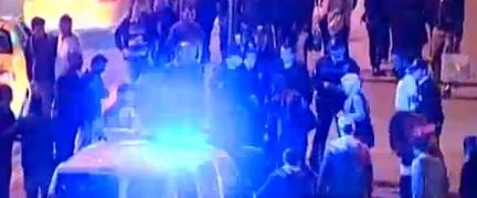 Taksim'de taciz gerilimi