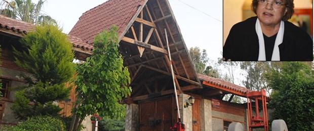 Tansu Çiller'in evine hırsız girdi