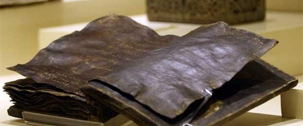 Tarihi İncil adli emanetten çıktı