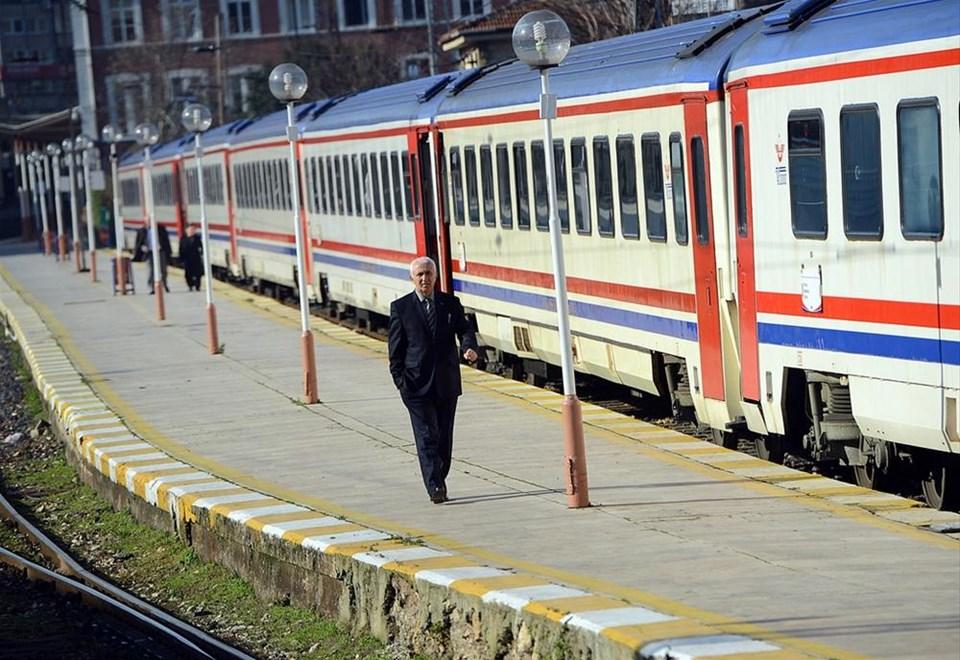 Tarihi tren istasyonlarına veda