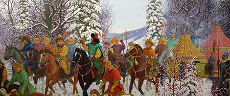 Tatarlar Türk mü?
