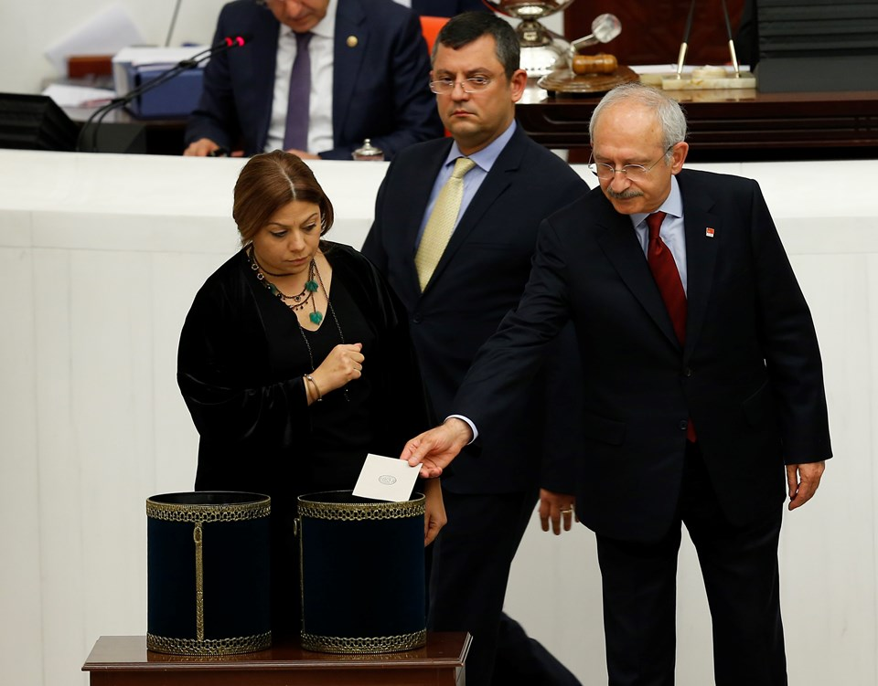 17. MADDE KABUL EDİLDİ