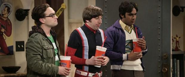 'The Big Bang Theory'de sezon finali