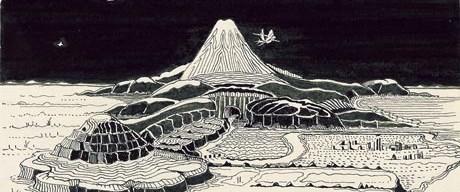 'The Hobbit' çizimleri ilk kez yayımlanıyor