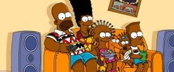 The Simpsons Afrika'ya açılıyor