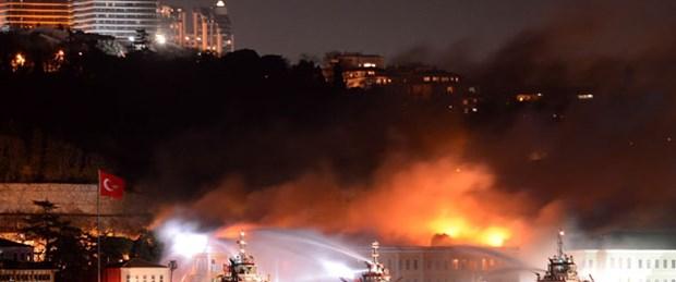 Topbaş: Yangın ihbarı yarım saat geç geldi