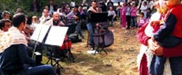 Toroslar'da 'Mozart' konseri