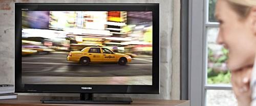 Toshiba'dan beş yeni LED TV
