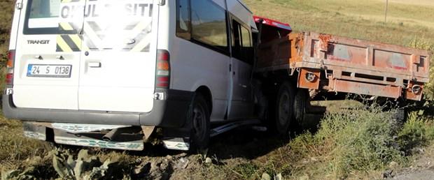 Trabzon ve Sivas'ta trafik kazası: 4 ölü, 32 yaralı