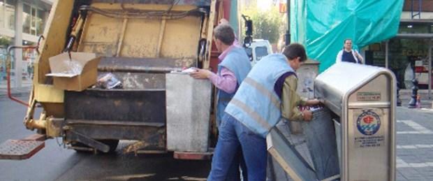 Trabzon'da çöpler fıkra gibi toplanıyor