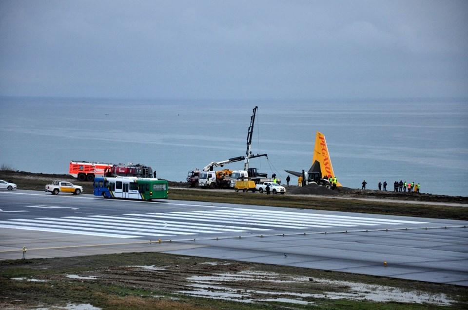 trabzon, uçak, uçak kazası, pist, pilot, ifade