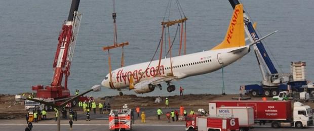 Trabzon'da Pistten Çıkan Uçağı Kütüphane Yapmak İstiyor ile ilgili görsel sonucu