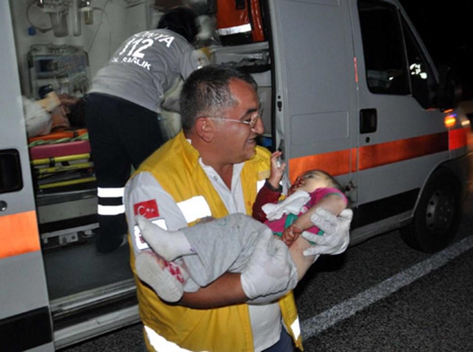 Konya'daki kaza