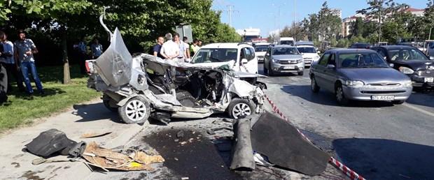 başakşehir trafik kazası