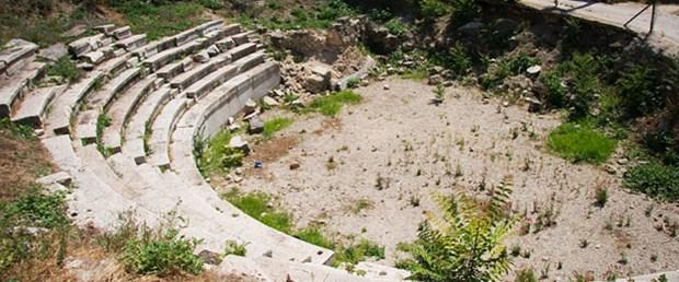 Trakya'da o bir tek: Vize Tiyatrosu