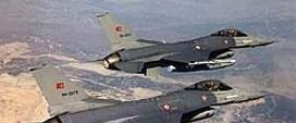 TSK: Kuzey Irak'taki hedefleri vurduk