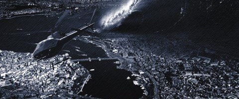 'Tsunami İstanbul'u 8 dakikada vuracak'