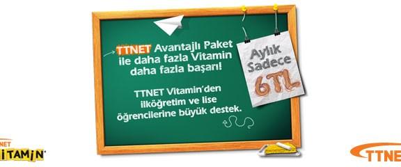 TTNET Avantajlı Paket!