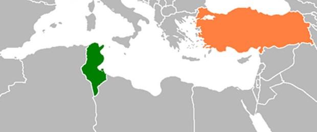 Tunus'tan selam, İstanbul'da gözaltı