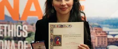 Türemen'e Floransa Bienali'nden ödül