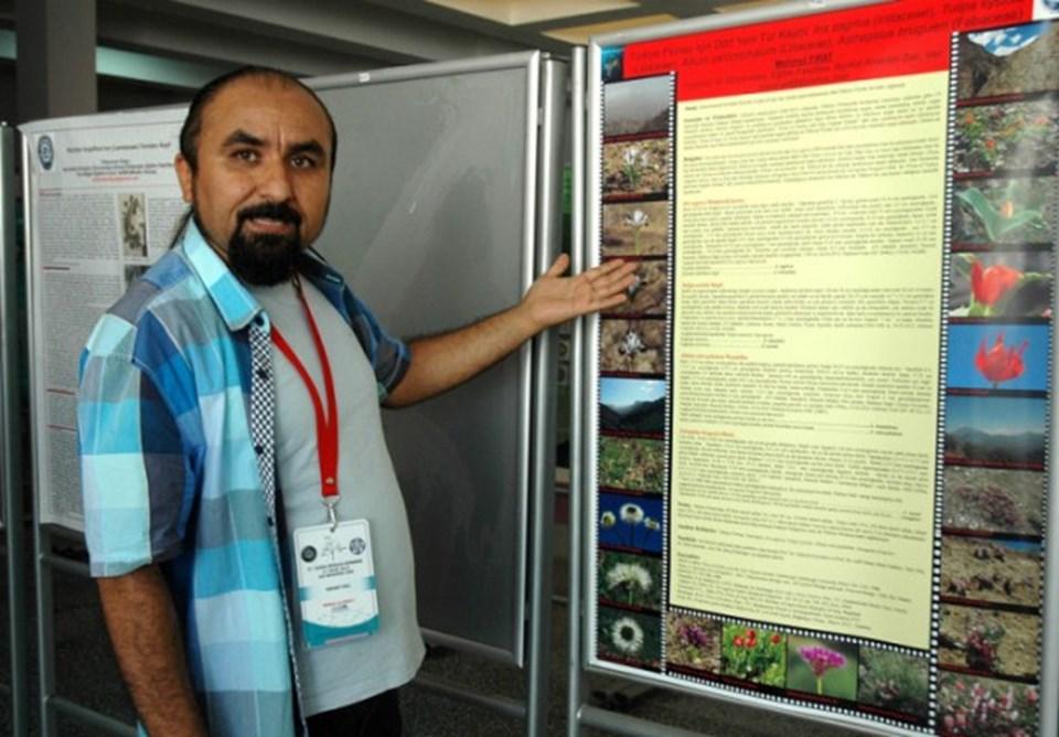 Van Yüzüncü Yıl Üniversitesi öğretim görevlisi Mehmet Fırat.