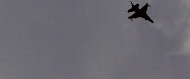 Türk jetleri Zap'ı vurdu