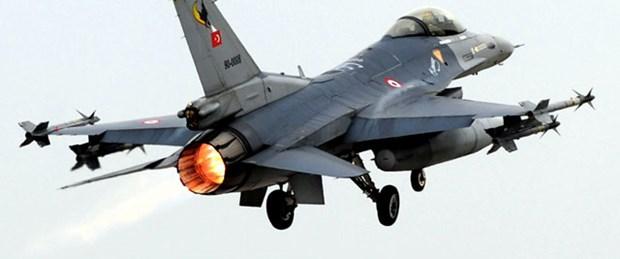 Türk jetlerinden Rus uçağına takip
