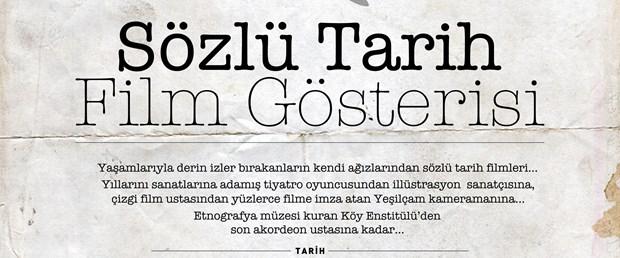 Türk sineması emekçileri filmlerle yaşatılıyor