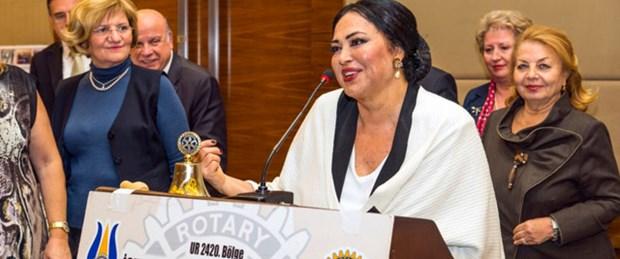 Türkan Şoray'a meslek ödülü