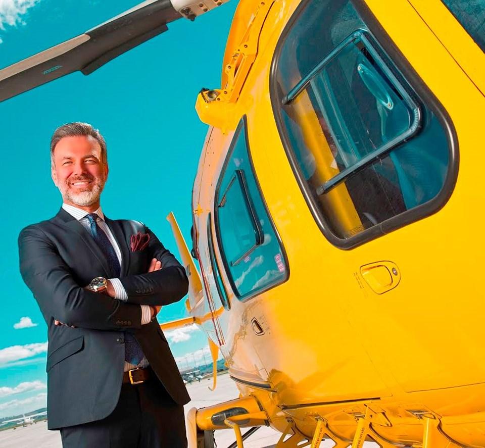 Eurasia Airshow Genel Müdürü Ferhat Yenibertiz