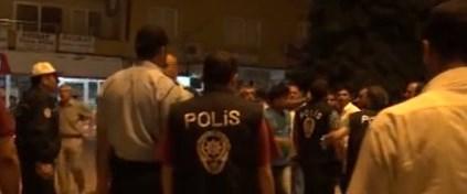 Türkiye ve Suriyeli gençler arasında kavga