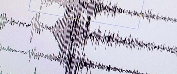 Türkiye'de 3 yerde deprem