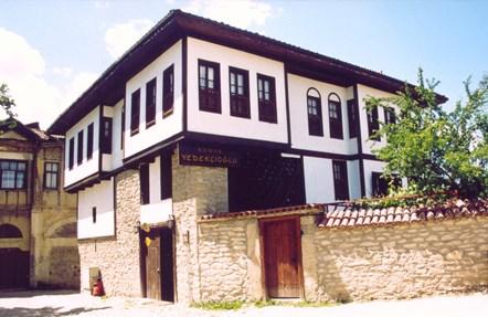 Anadolu'nun bütün güzel evleri
