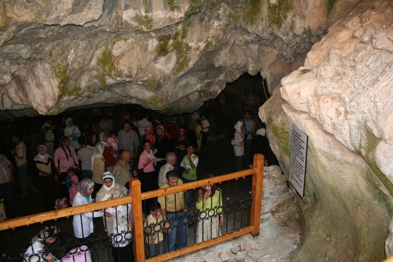 Ashab-i Kehf ziyareti