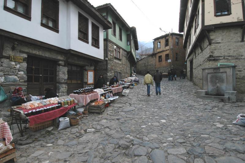 Osmanlı köyü Cumalikızık