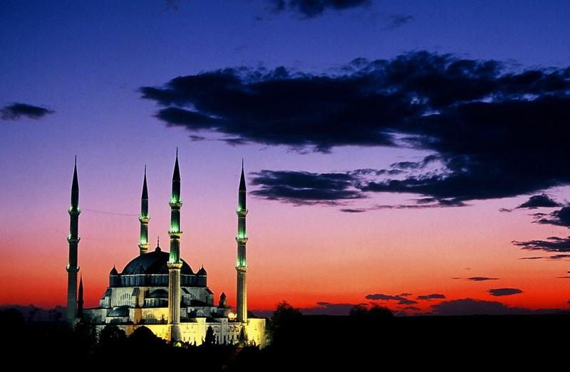 Sinan'ın şaheseri Selimiye