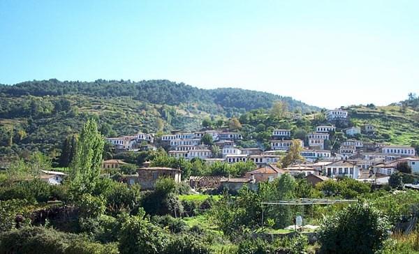 Şirince: Ege'de bir Rum köyü