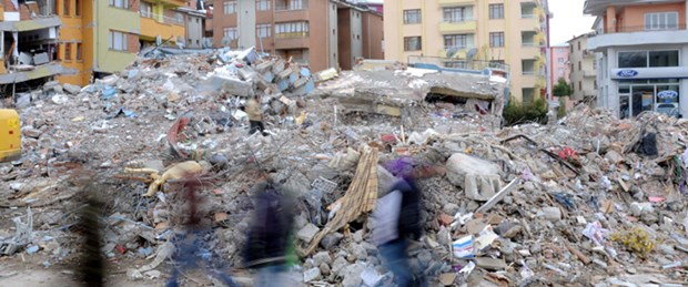 Türkiye'deki binaların yarısı yeniden yapılacak