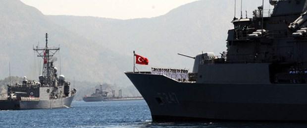 Türkiye'den 5 gemi ve bir denizaltı