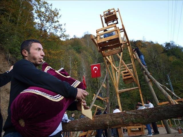 Türkiye'den bayram manzaraları