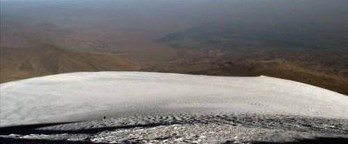 Türkiye'nin buzulları eriyor