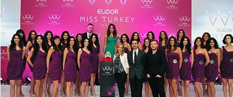 Türkiye'nin en güzel 20 kızı, ilk kez kameralar karşısında!