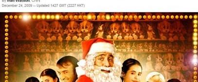 'Türkiye'nin ilk modern Noel filmi'