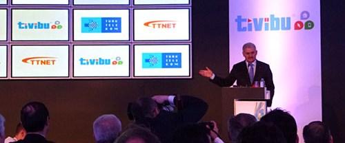 Türkiye'nin IPTV'si 'Tivibu Ev' yayında