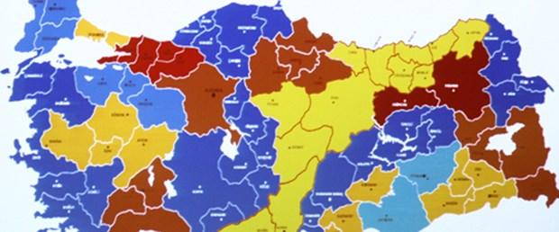 Türkiye'nin okuma kültürü haritası