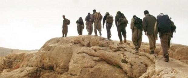 Türkiye'yi terk eden 15 PKK'lı Irak'ta