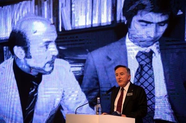 Eczacıbaşı Holding Yönetim Kurulu Başkanı Bülent Eczacıbaşı