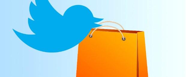 Twitter'da alışveriş devri