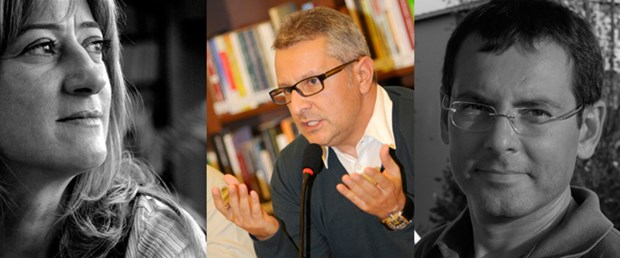 Üç öykü ustası İstanbul öykülerinde buluşuyor